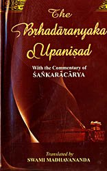 The Brihadaranyaka Upanishad - book cover