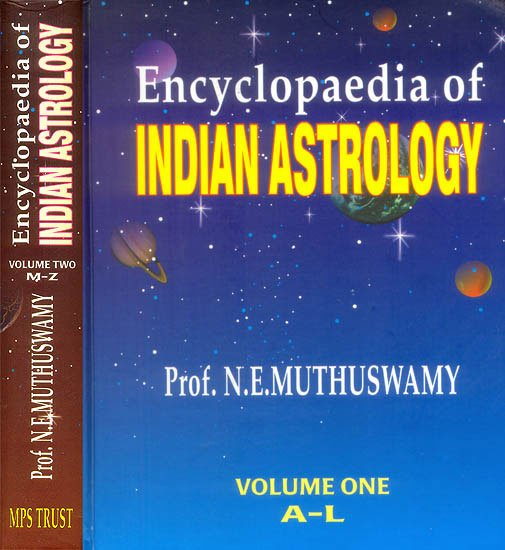 Encyclopaedia of Indian Astrology - book cover