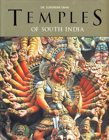 Middle Chola Temples - book cover