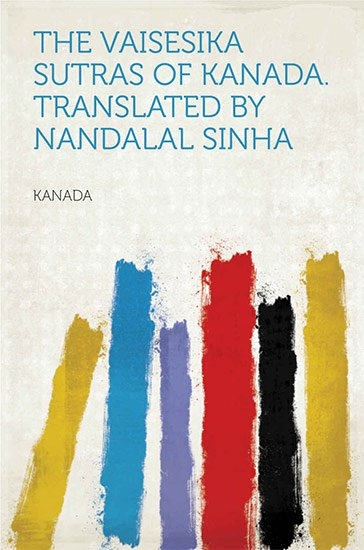 Vaisheshika-sutra with Commentary - book cover