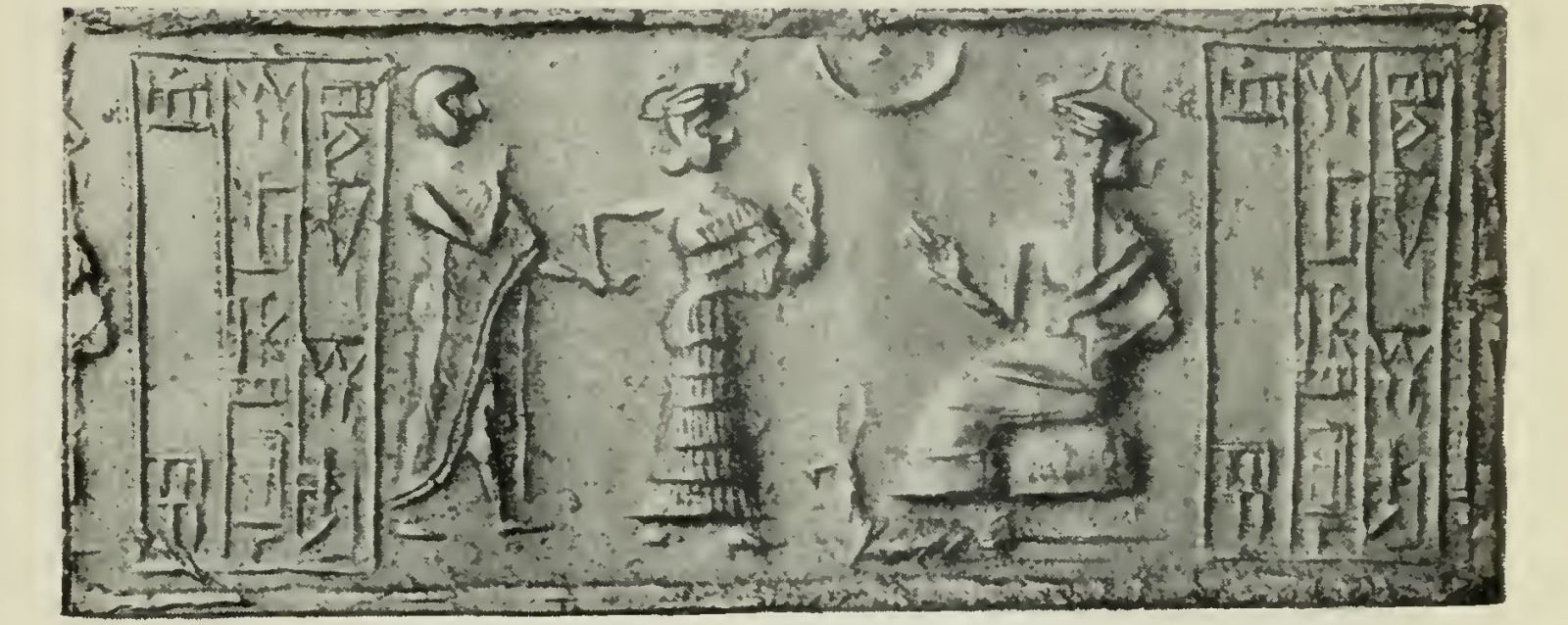 Fig. 2. Ea, the God of Water
