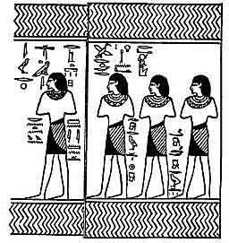 Four Forms Osiris