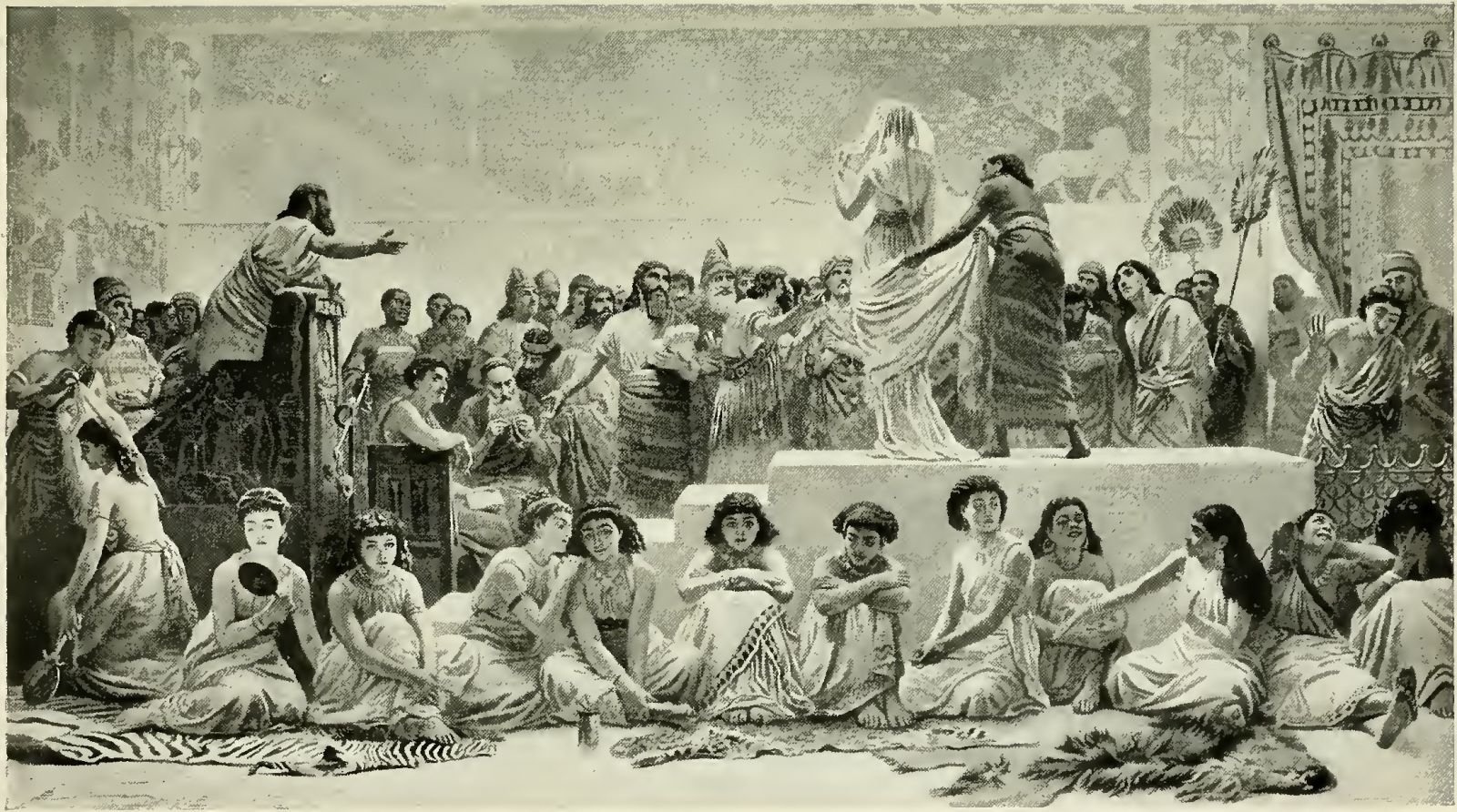 marriage in ancient babylonia A full text lecture that discusses the civilization of ancient sumer and mesopotamia  there were three social classes in babylonia:  after marriage,.