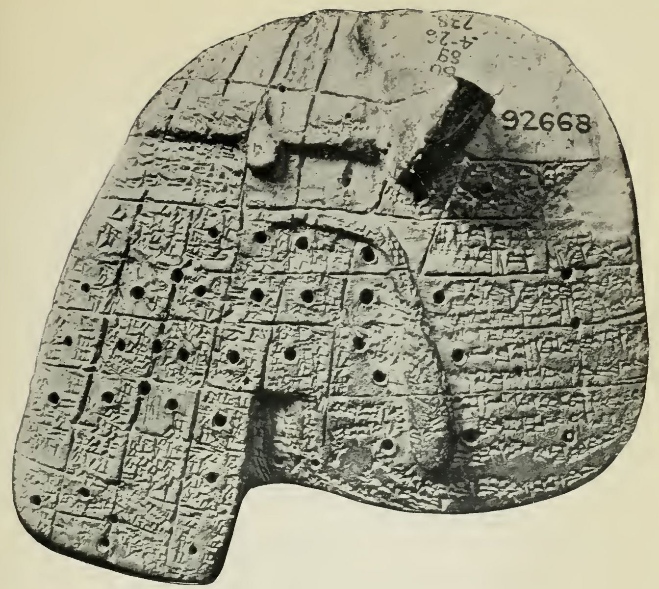 Image result for Sheep's liver in clay BAbylonian culture